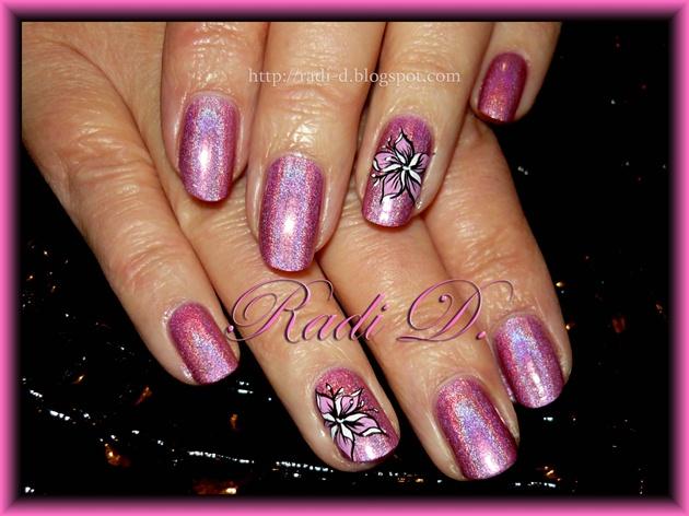 Pink Holo