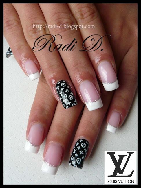 LV Nails - Nail Art Gallery