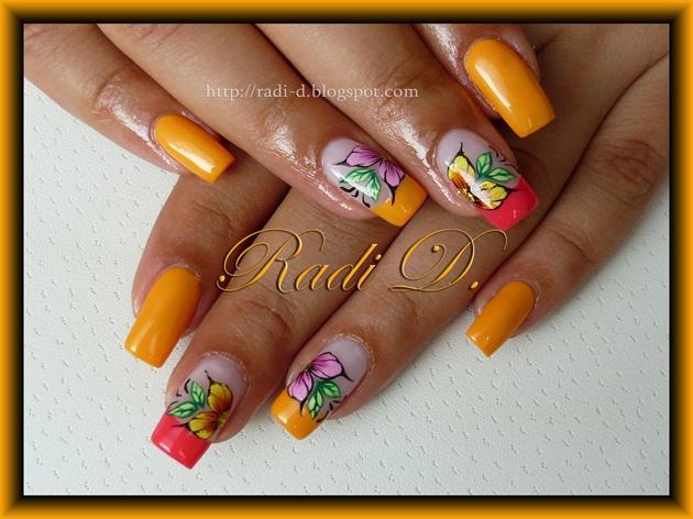 Yellow Sub- Mandarin