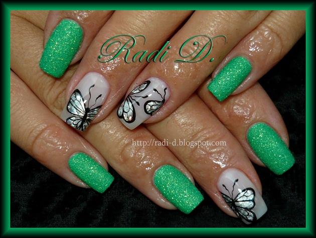 Foil Butterflies