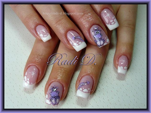 Lilac Dragons