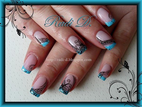Butterflies & Swirls