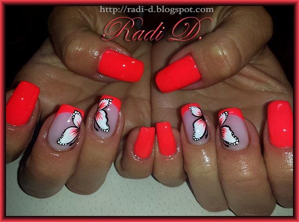 Neon & Butterflies