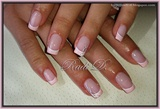 Baby pink french