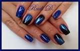 Royal Blue Sparkle