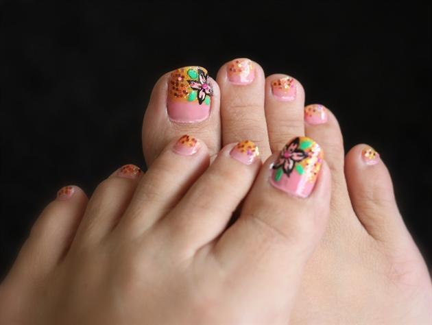 My feet :D