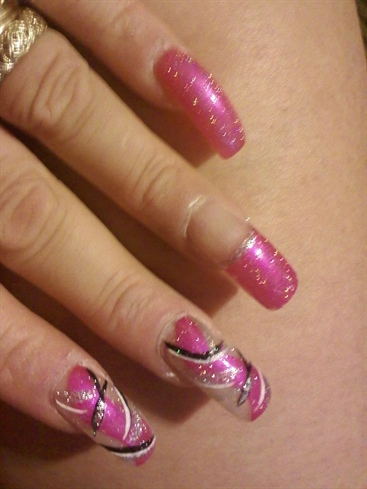 pinky sparkle
