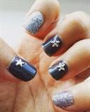 Glitter-star