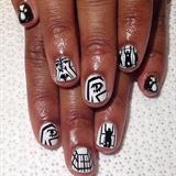 Kesh Inspired Nails