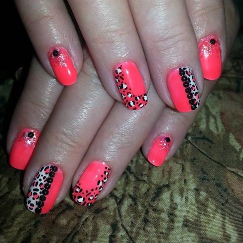 Pink Cheeta