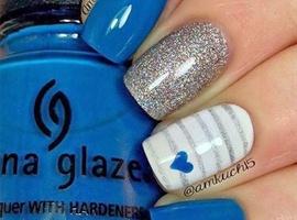 nail art: Wow