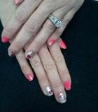 Valentine's manicure