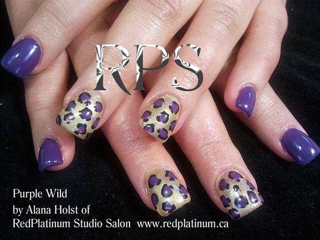 Purple Wild