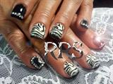 Black Tie Zebra