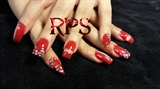 Red Peekaboo