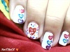 Candy Colored Hearts