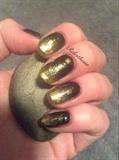 Gold & Black