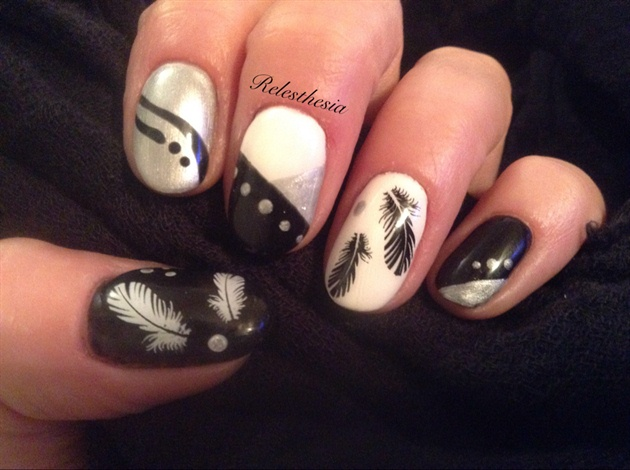 Feathers~