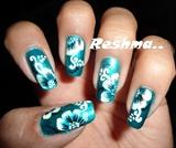one stroke flowers.. :)