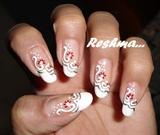 my nail art... :)