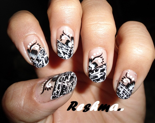 magic of black and white.. :)