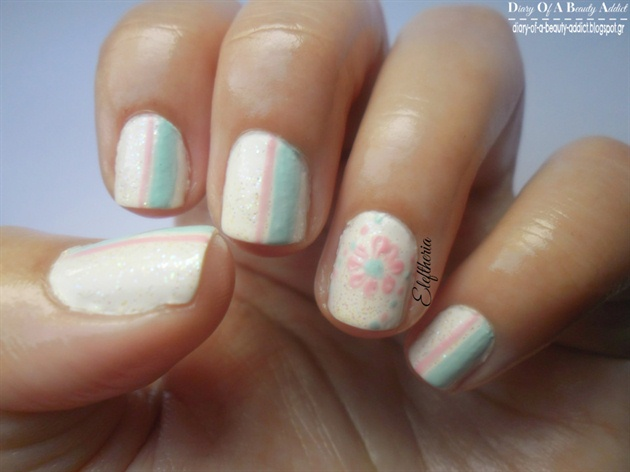 Easter Manicure #1