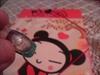 bubble nail, by Ria