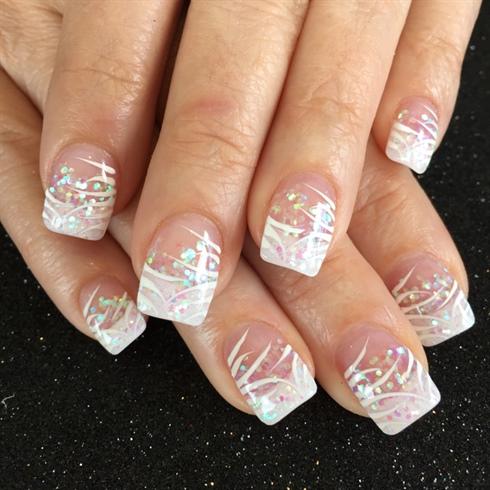 Sparkle White