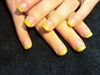 Short Sculptured Nails