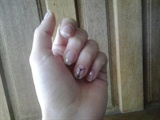 Rosário de unha! Rosary nail!