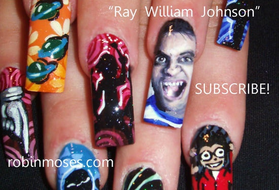 RAY WILLIAM JOHNSON (bracelet giveaway)