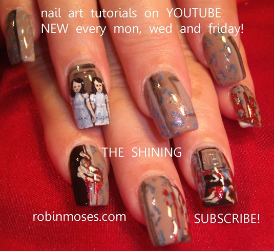 THE SHINING NAILS