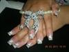 Happy Bride Nails