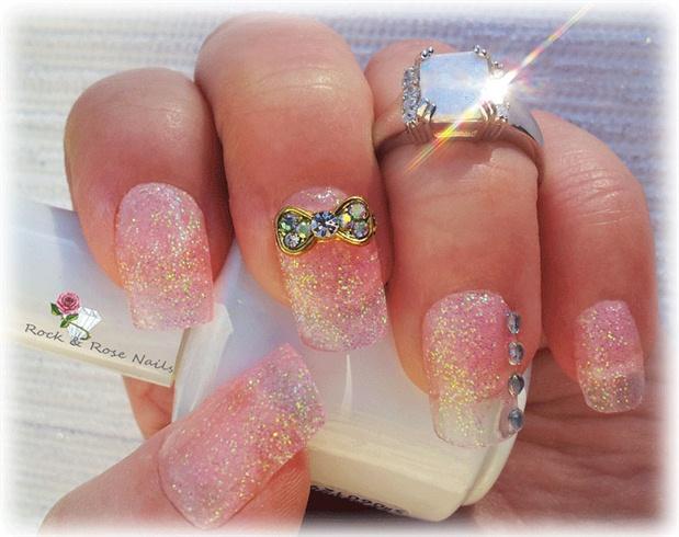 Summer Opal Glitter