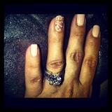 Cheetah ring finger