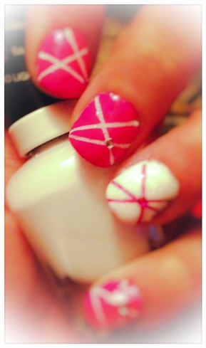 Taping Nail Art Gallery