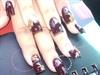 hand made 3d nail