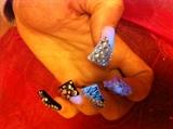 flare nails