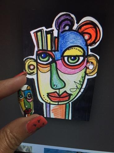 Self Portrait Picasso