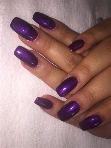 Gel Purple