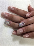 Nude And Rhinestone