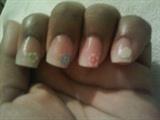 my nails practecin