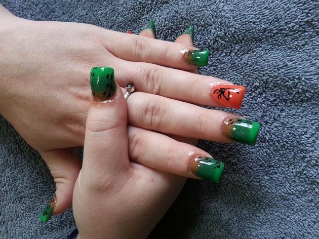 Browning Nails Nail Art Gallery