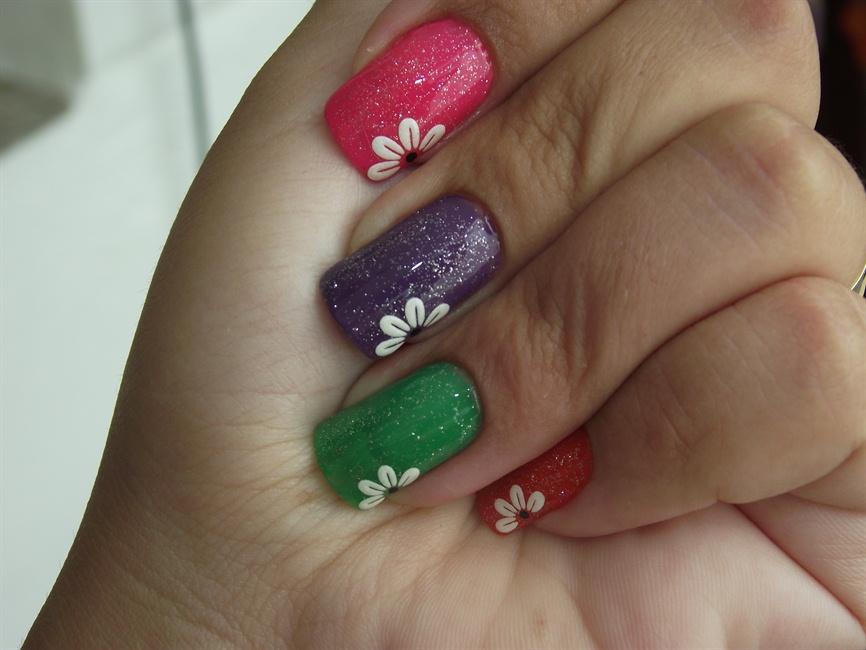 nice nails - Nail Art Gallery