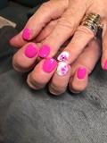 Nails  design  Airbrush