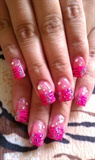 Hot Pink B'dazzle