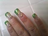 Green Glitter D'light