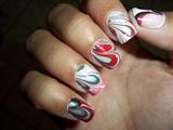Marble nail