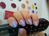 ibd gel art by just gel polish Blues