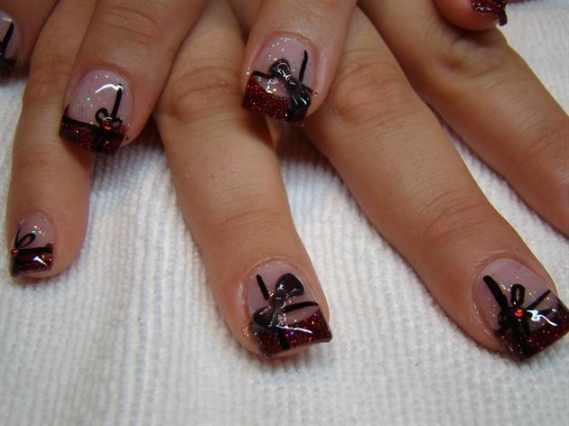 Xtina Birthday Nails